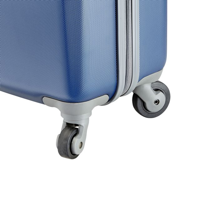 CARREFOUR - Valise ABS 4 roues - 53 cm - Marine 35
