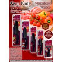 Phidom - Couteau Ceramique Noir Kenji Knife Dimensions 3