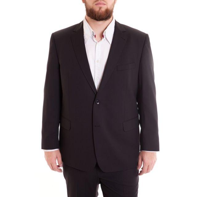 Klotz Veste de costume noir