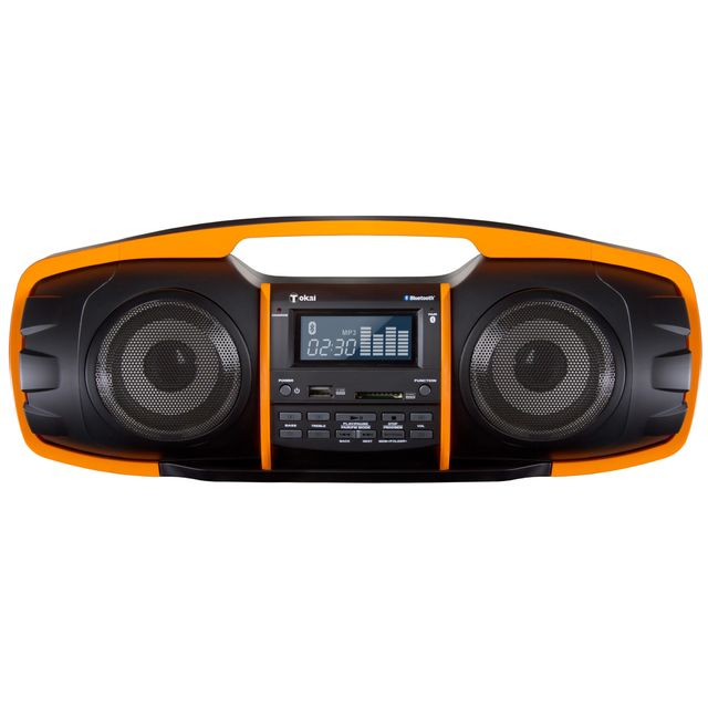 TOKAI Enceinte Bluetooth - Tuner FM - Port USB - GB3600