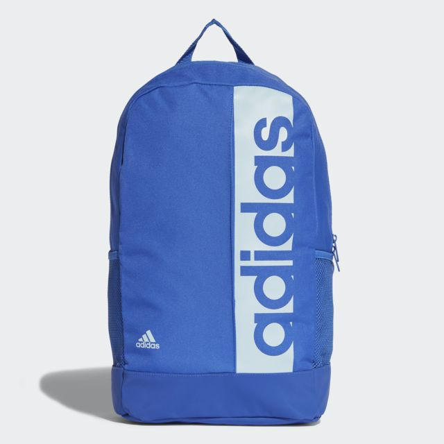 c1c23b6b12 Adidas - Sac à dos LINEAR PERFORMANCE bleu - pas cher Achat / Vente ...