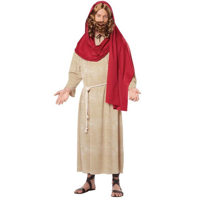 California Costume Déguisement De Jésus - AdultesL
