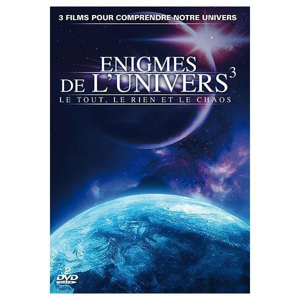 Showshank Films Enigmes de l'Univers - Coffret 2 Dvd