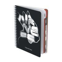 LEGEND - Cahier de textes avec reliure intégrale