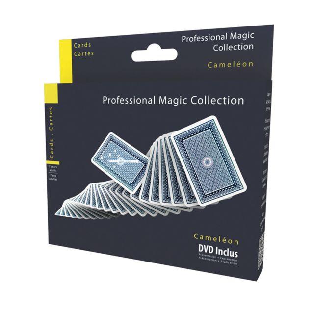 Oid Magic Magie : Cartes Caméléon avec Dvd