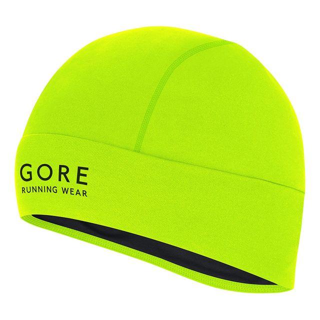 8d1f1fcb0f Gore Running Wear - Bonnet Essential Light jaune fluo - pas cher Achat /  Vente Bonnets, casquettes - RueDuCommerce