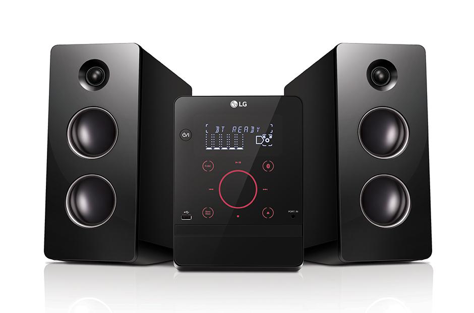 Micro-chaine CD 60w Bluetooth CM2760 Noir