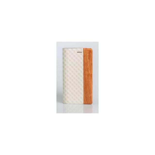 Yal - Universal Bi Material Wood Et Pu Light White S