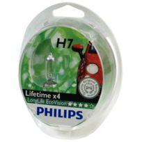 Philips - Extra Lifetime 2 H7 12V 55W