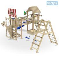 Wickey - Aire de jeux portique Atlantis