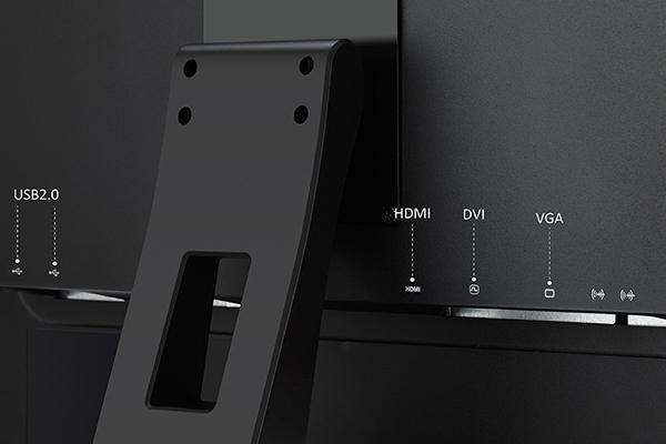 viewsonic ecran tactile bureautique 24 pouces td2421 5 ms pas cher achat vente moniteur pc. Black Bedroom Furniture Sets. Home Design Ideas