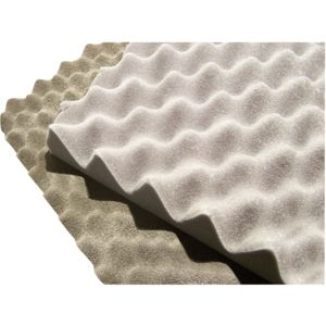 Autre plaque de mousse insonorisante alv ol e poly ther - Mousse polyether pas cher ...