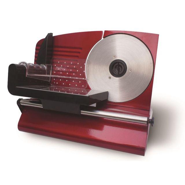 KALORIK trancheuse électrique 200w 19cm rouge - tkg as1002r
