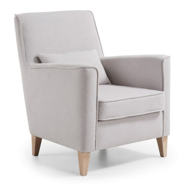 Kavehome Fauteuil Glam, beige