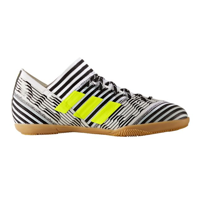 reputable site d0ce7 697ef Adidas performance - Chaussures football Adidas Nemeziz Tango 17.3 In Blancnoir  Junior