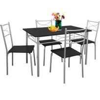 Ensemble table et chaises de cuisine achat ensemble - Ensemble table chaise cuisine pas cher ...