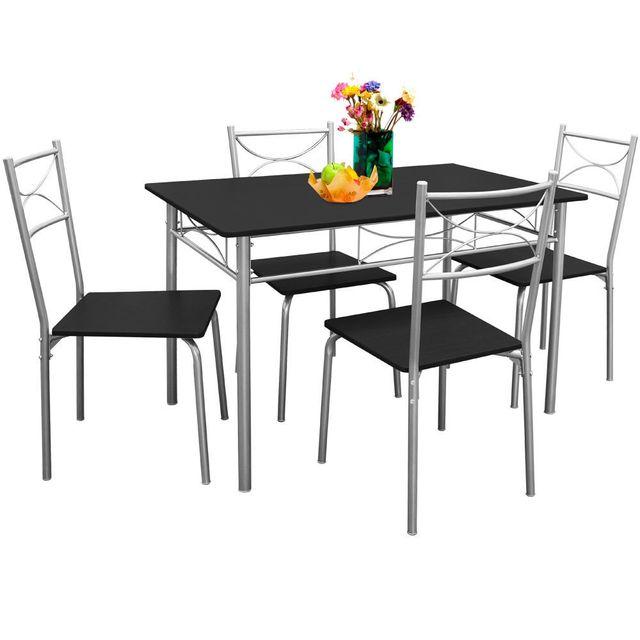 Tables Cuisine Rocambolesk Et Ensemble Salon Superbe Chaises Paul QdWxBoCer