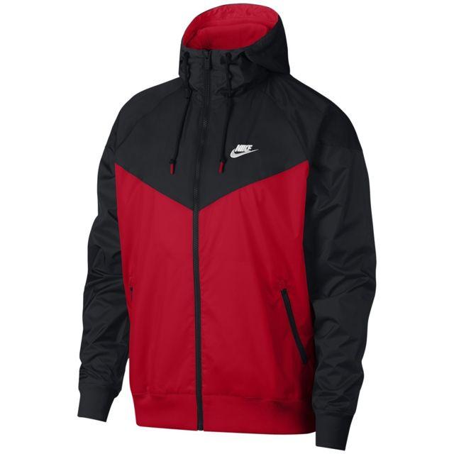 Nike Veste Windrunner Ar2191 659 pas cher Achat