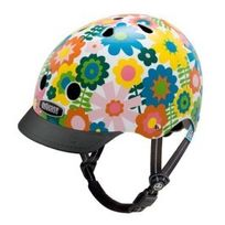 Nutcase - Casque Little Nutty In Bloom multicolore enfant