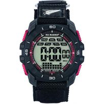 All Blacks Montres - Montre All Blacks 680292 - Montre Détails Rouges Homme