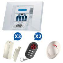 VISONIC - PowerMax Pro - Alarme maison agrée assurances NF&a2p Kit 3