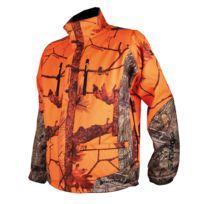 Somlys - Vestes de chasse Veste 441N Softshell camouflage camou