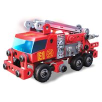 MECCANO JUNIOR - Camion de pompier deluxe - 6028420