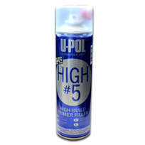 Topcar - Apprêt high, 5 450ml gris fonce Upol Highdg/AL