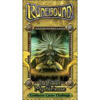 Ubik - Jeux de société - Runebound Extension Vf : La Forêt mystérieuse