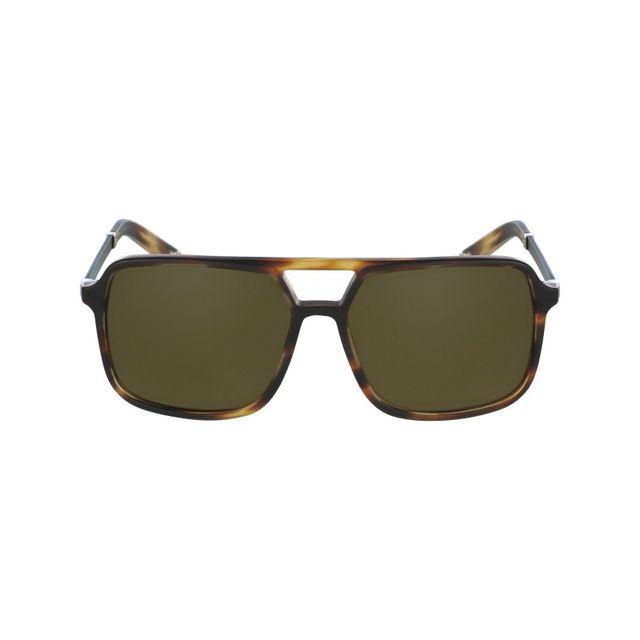 764f4acb82f24 Dolce   Gabbana - Dolce Gabbana - Dg4241 2673 73 Marron havane - Noir -.  Description  Fiche technique. Lunettes de soleil ...
