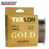 Grauvell - Nylon De Peche Teklon Gold 300 M