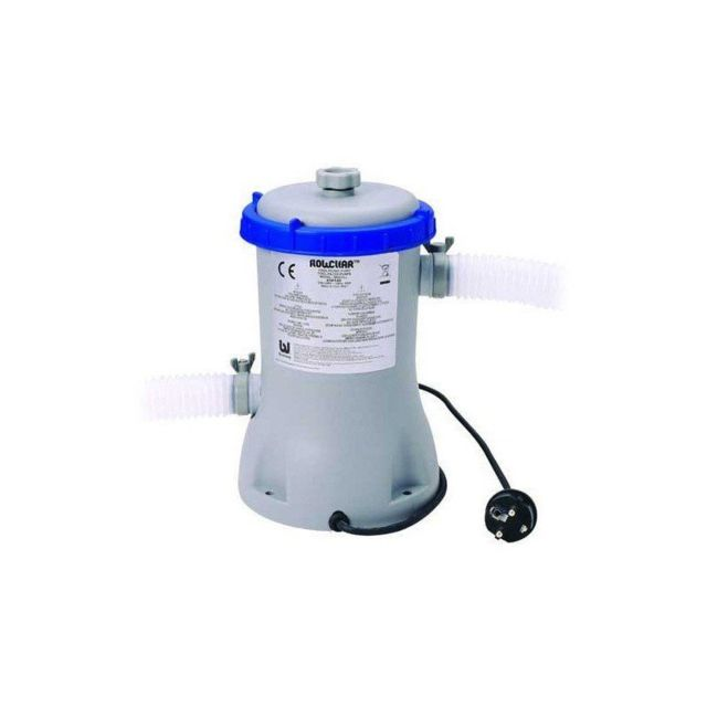 bestway kit de filtration flowclear pour piscine hors. Black Bedroom Furniture Sets. Home Design Ideas