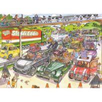 Jumbo - Puzzle 1000 pièces Wasgij : Congestion