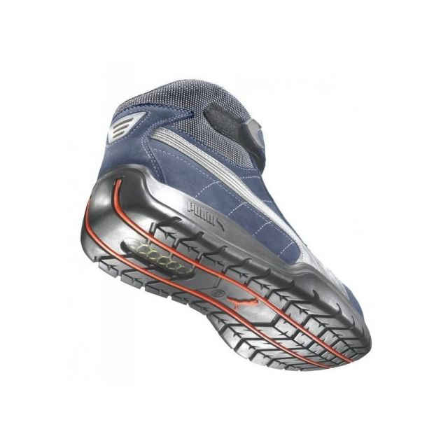 Puma Chaussure de sécurité montante Moto Protect 63.217.0