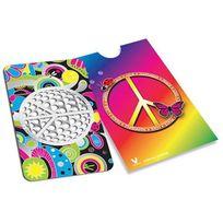 """V Syndicate Grinder Card - Carte grinder """"Peace"""