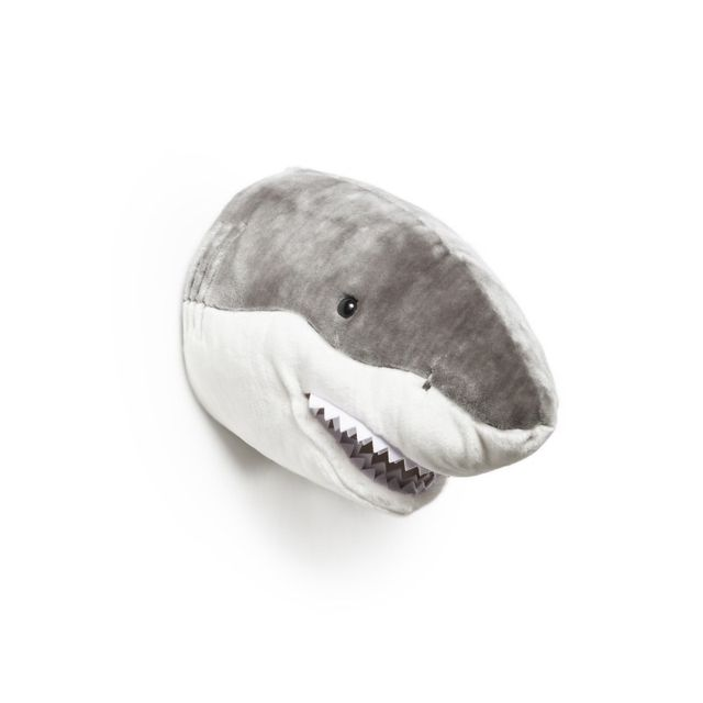 Bibib & Co - Tête de requin Jack