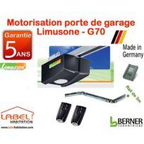 LIMUS ONE - Motorisation porte de garage - G70