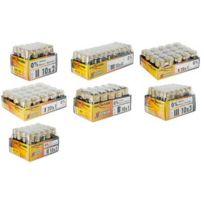 Ansmann - Piles boutons & piles bloc
