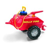 RollyToys - Rolly Toys Remorque Fire Rouge