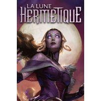 Wotc - Jeux de société - Magic the Gathering La lune hermétique présentoir packs d'Intro 10, FRANCAIS