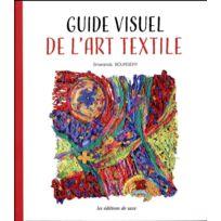 De Saxe - guide visuel de l'art textile