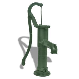 Rocambolesk - Superbe Pompe manuelle à eau en fonte neuf