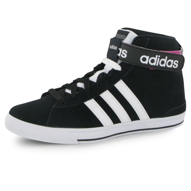 Adidas neo - Daily Twist Mid W noir, baskets mode femme