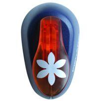 Fiskars - Perforatrice à levier M fleur