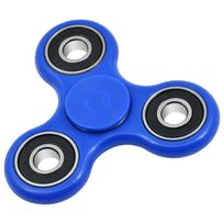 Alpexe - Fidget Spinner Turbospin Bleu