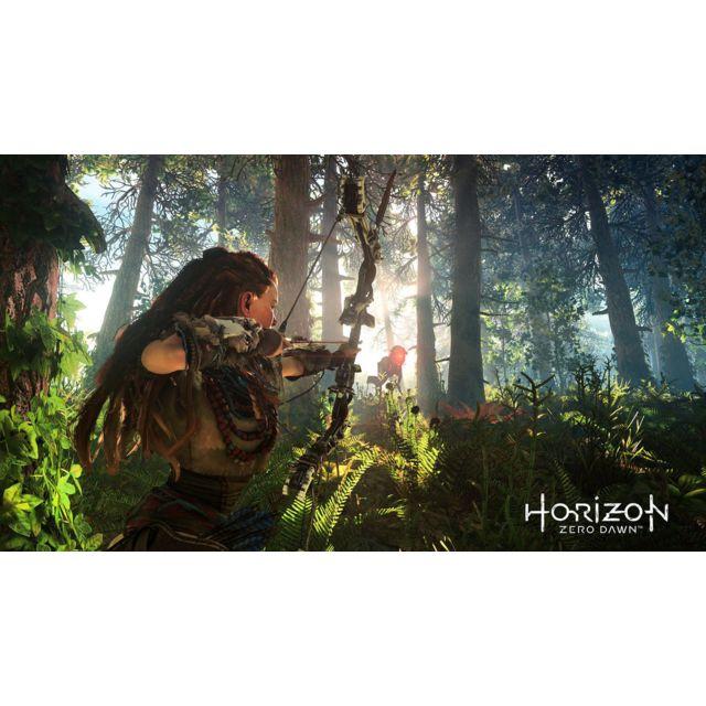 GUERRILLA - Horizon Zero Dawn - PS4