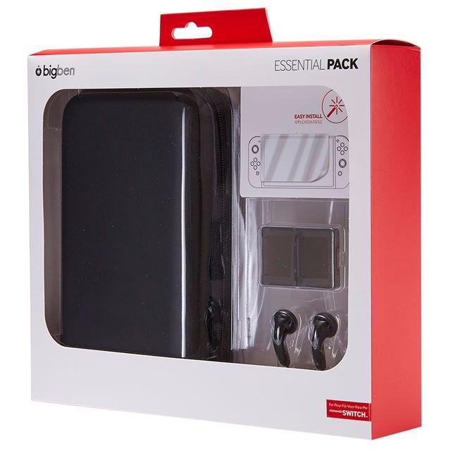 NINTENDO - Starter pack d'accessoires pour Switch