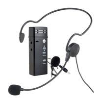 Mcgrey - Ub-2G4 émetteur radio de poche + Hs-10 headset