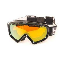 BollÉ - Masque de ski double écran Bolle Y6 otg noir iridium cat3 Noir 12604