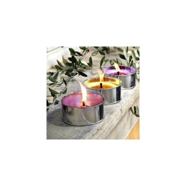 abcandle bougie parfum e fraise 8 heures pas cher achat vente bougies rueducommerce. Black Bedroom Furniture Sets. Home Design Ideas